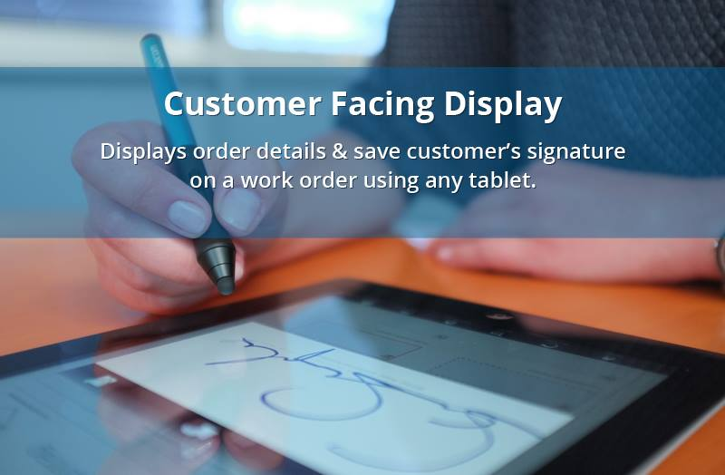 Enhance User Experience with Customer Facing Display
