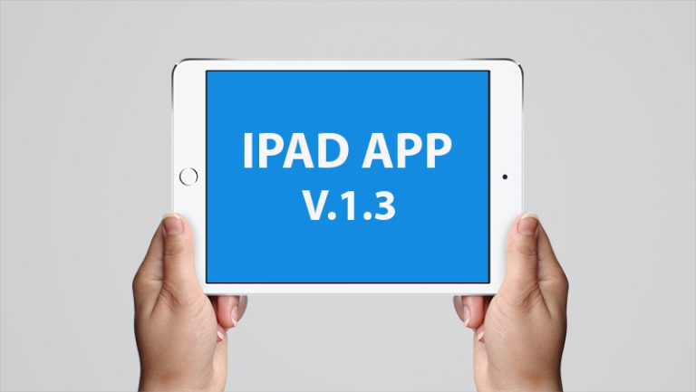 iPad App V.1.3 – Moving Towards Smart Repair Tracking