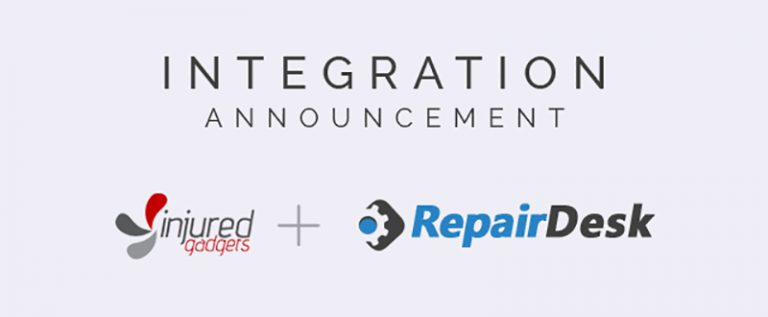 RepairDesk Integration with Injured Gadgets – Order Phone Parts On-the-Go