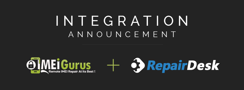 IMEIGurus integration with RepairDesk