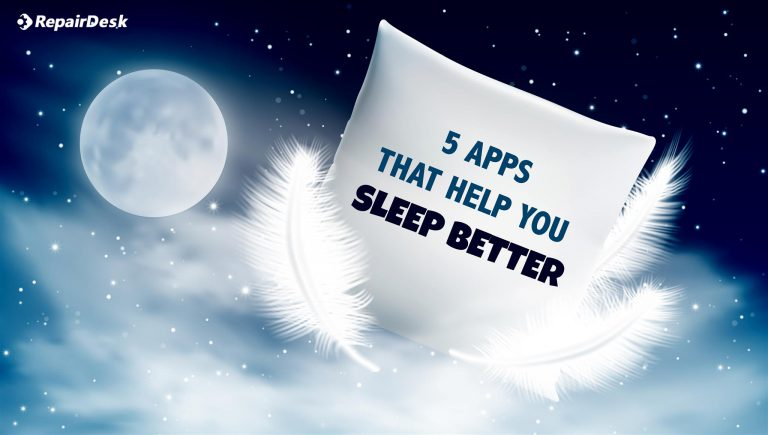 5 mind-soothing apps that lull you to a better night's sleep