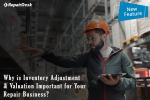 inventory adjustment & valuation