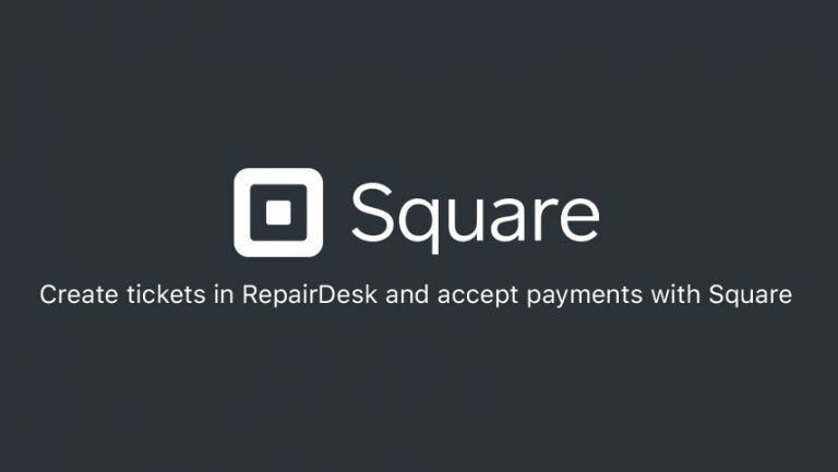 Process all major credit cards for 2.5% + 10¢ with Square