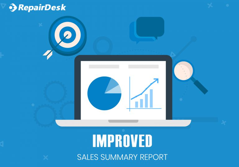 New Update: Sales Summary Report Revamped