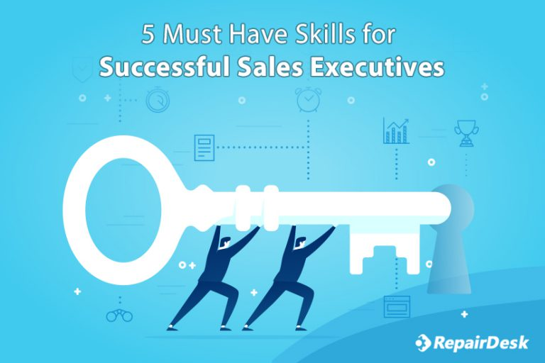 5 Must Have Skills for Successful Sales Executives