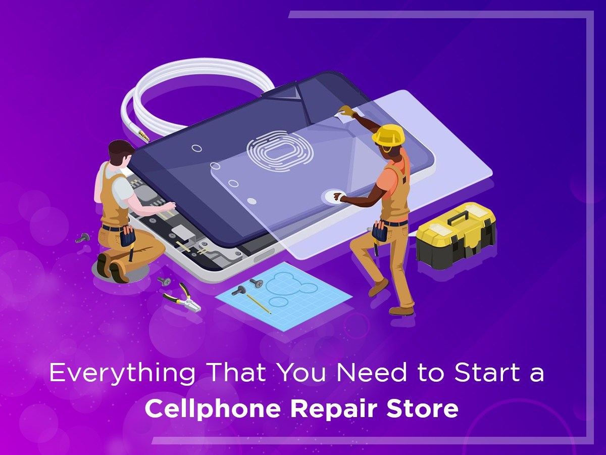 cellphone repair store