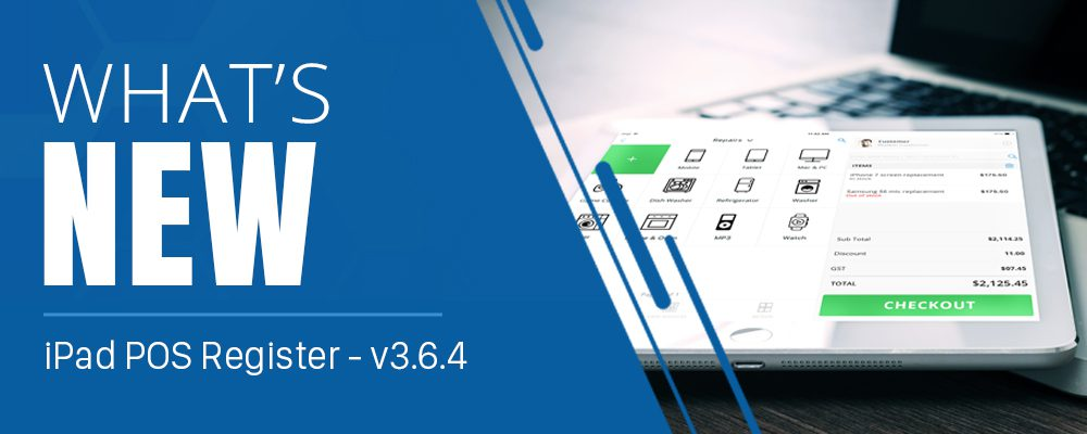 iPad Release Notes v3.6.4: Know Your Already Paid Amount On the Go!
