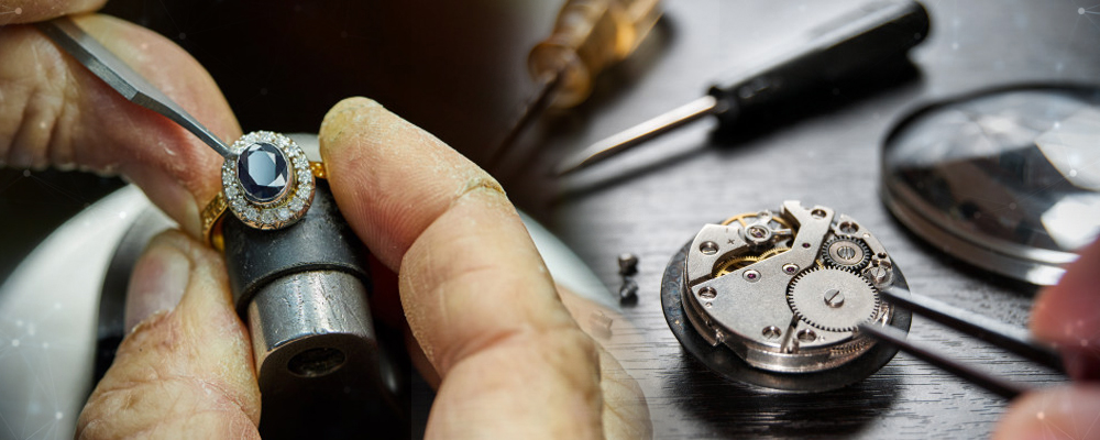 watch & jewelry repair business