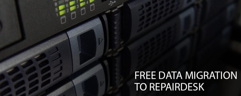 Free Data Migration to RepairDesk – from RepairQ, RepairShopr, and Lightspeed