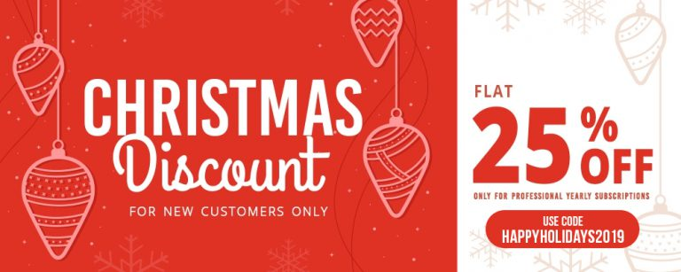 Christmas Discount – RepairDesk Offers Flat 25% OFF on Annual Subscriptions