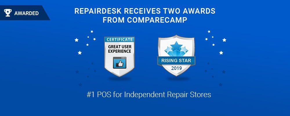 RepairDesk Receives 2 Distinctions from Business Software Directory under Repair Shop Management Software Category