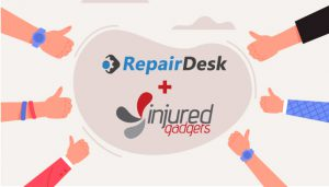 Injured Gadgets Integration with Repair Shop POS Software