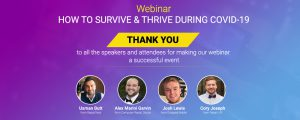 RepairDesk Webinar - How to Survive and Thrive During COVID-19