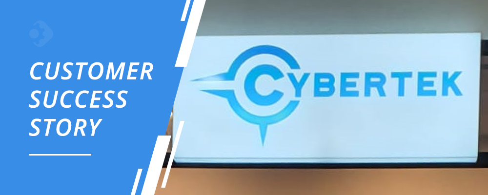 Cybertek is growing with our computer repair shop software