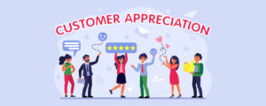Customer Appreciation Day at your computer repair shop