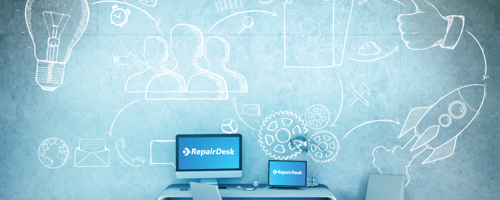 Start your home-based computer repair business with RepairDesk