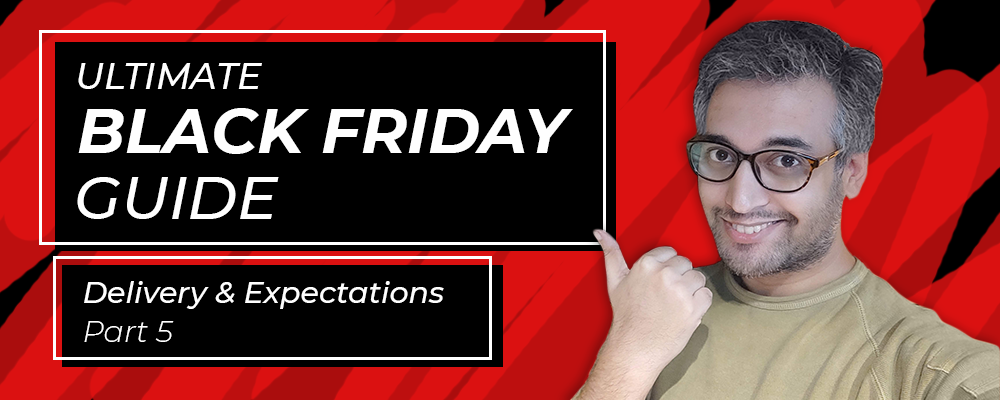 The Ultimate Black Friday Guide for Repair Shops – Part 5: Delivery & Expectations